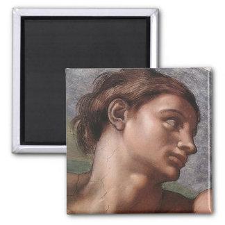 Imã Criação de Michelangelo de Adam
