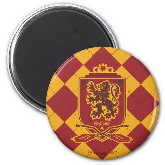 Imã Crista de Harry Potter | Gryffindor QUIDDITCH™