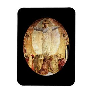 Ímã Cristo transcendente aumentado do túmulo