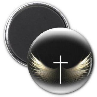 Imã Cruz cristã e Espírito Santo