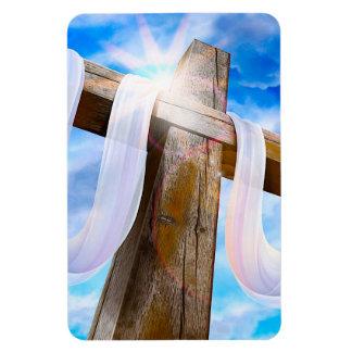Ímã Cruz santamente