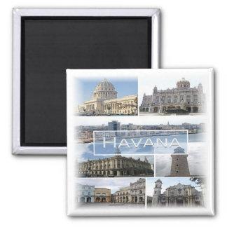 Imã CU * Cuba - Havana - mosaico
