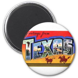 Imã Cumprimentos de Texas