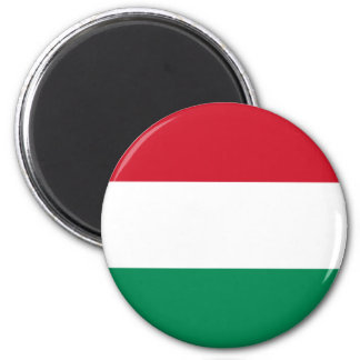 Ímã da bandeira de Hungria Ímã Redondo 5.08cm