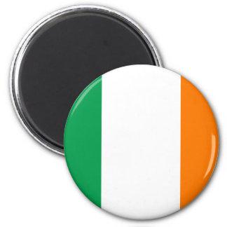 Ímã da bandeira de Ireland Ímã Redondo 5.08cm