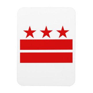 Ímã da bandeira do Washington DC