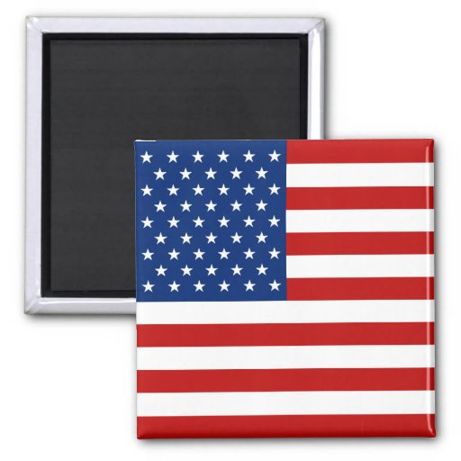 Ímã da bandeira dos EUA Imã