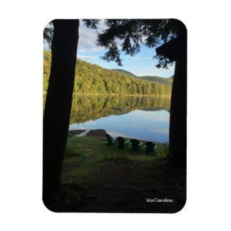 Ímã da cabine da opinião do lago