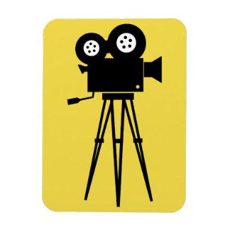 Ímã da câmera de filme do vintage
