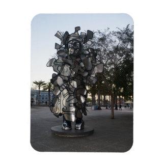 Ímã da escultura #2 de San Francisco