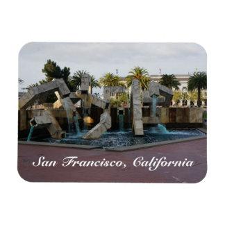 Ímã da fonte #2 de San Francisco Vaillancourt