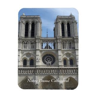 Ímã da foto--Catedral de Notre Dame