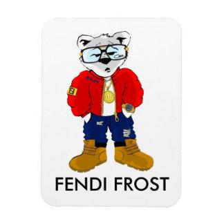 Ímã da foto de Fendi Frost