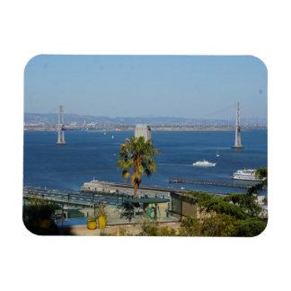 Ímã da foto de San Francisco Bay #2