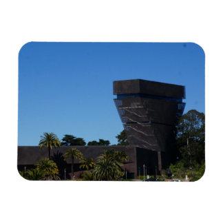 Ímã da foto de San Francisco de Novo Museu