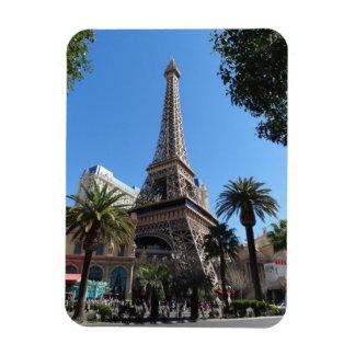 Ímã da foto do hotel & do casino de Paris Las