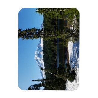 Ímã da foto do Monte Rainier
