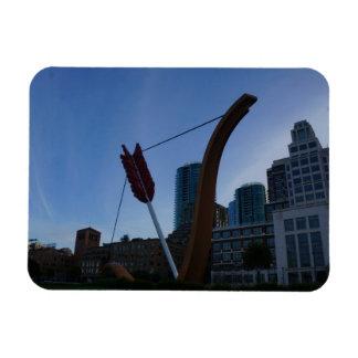 Ímã da foto do período do Cupido de San Francisco