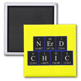 Ímã da frase da mesa periódica de NerdChic Ima