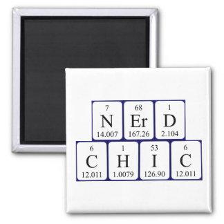 Ímã da frase da mesa periódica de NerdChic