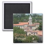 Ímã da lembrança da foto do viagem de Sintra Portu Imãs