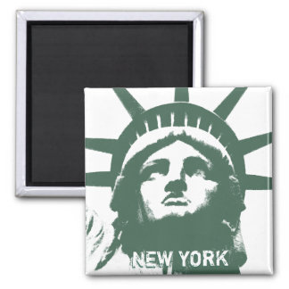 Ímã da lembrança da imã de geladeira NY de New Yor
