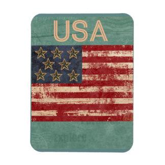 Ímã da lembrança dos EUA