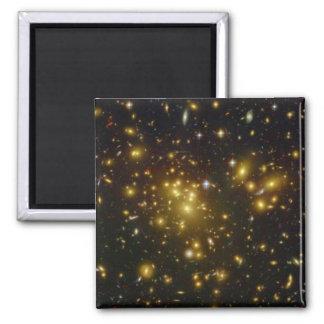 Ímã da luz das estrelas do ouro imã de refrigerador