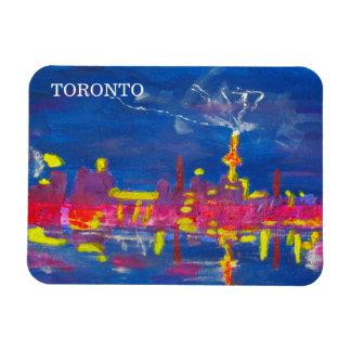Ímã da skyline de Toronto