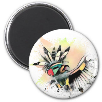 Imã Dançarino de Kachina do nativo americano