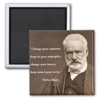 Ímã das citações de Victor Hugo Ima