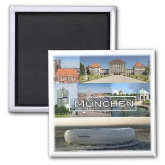 Imã DE * Alemanha - Munich München - mosaico