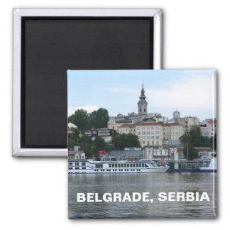 Ímã de Belgrado, Serbia Ímã Quadrado