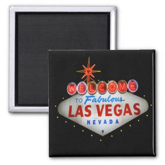Imã Dê boas-vindas a Las Vegas fabuloso Nevada ao ímã