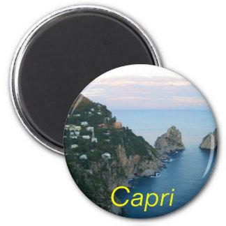 Ímã de Capri Ímã Redondo 5.08cm