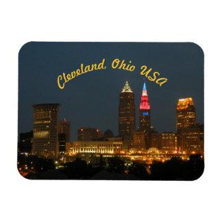 Ímã de Cleveland Ohio EUA (curva)