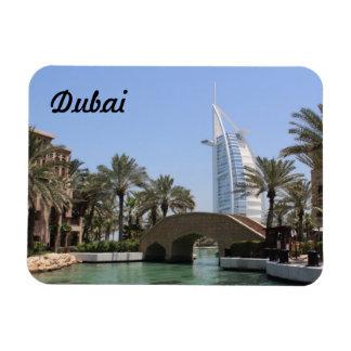 Ímã de Dubai - árabe do al de Burj