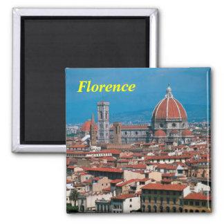 Ímã de Florença Italia Ímã Quadrado