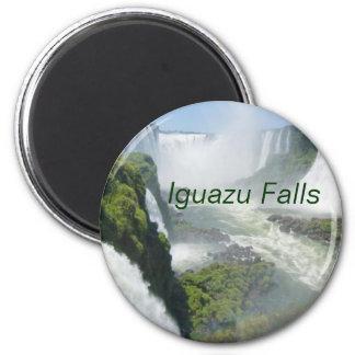 Ímã de Foz de Iguaçu Ímã Redondo 5.08cm