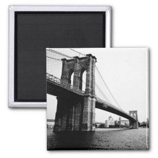 Imã de geladeira da ponte de Brooklyn