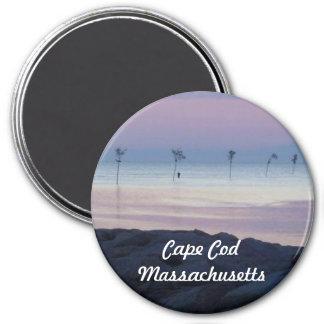 Imã de geladeira de Cape Cod Massachusetts