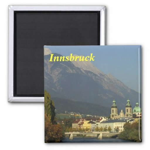 Imã de geladeira de Innsbruck