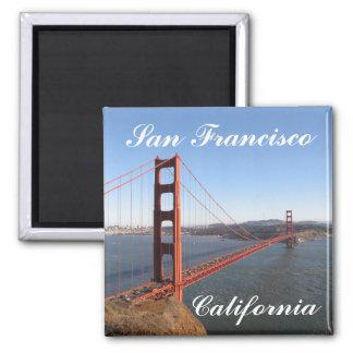 Imã de geladeira de San Francisco Califórnia