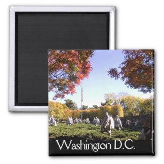 Imã de geladeira do Washington DC