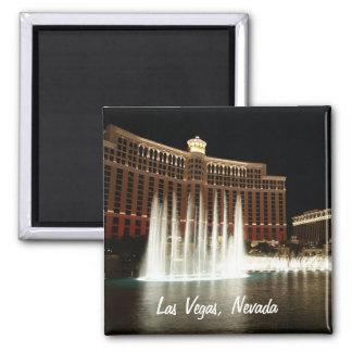 Ímã de Las Vegas Ímã Quadrado