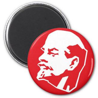 Ímã de Lenin Ímã Redondo 5.08cm