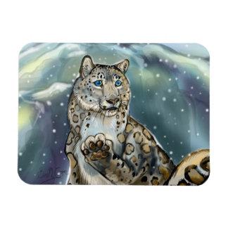 Ímã de Leopard~ da neve