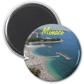 Ímã de Monaco Ímã Redondo 5.08cm
