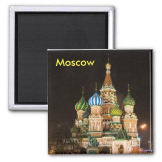 Ímã de Moscovo Ímã Quadrado
