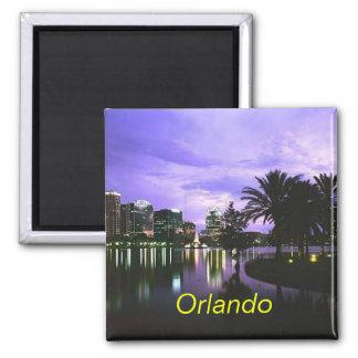 Ímã de Orlando Ímã Quadrado